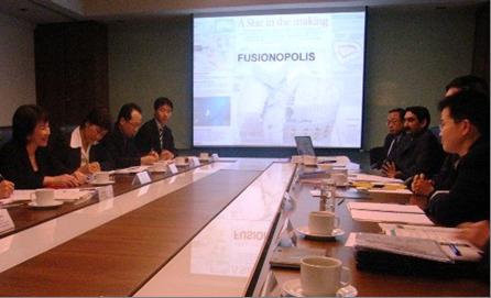 高市科学技術政策担当大臣 シンガポール訪問について                        【平成19年1月9〜13日】