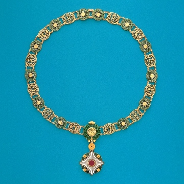 Supreme Orders of the Chrysanthemum : Decorations and Medals