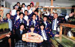 平成23年度社会貢献青少年受賞者...